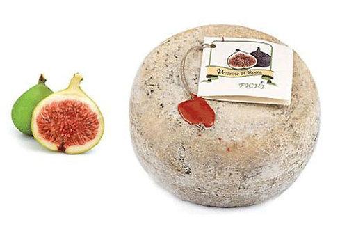 Pecorino Seasoned With Figs (Approx. 250g)
