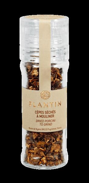 Plantin - Dried Porcini Mushrooms Mill 25g