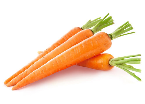 Baby Carrots with Tops 200g