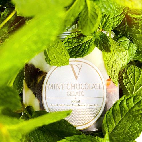 Vendôme - Mint Chocolate Gelato 400 ml