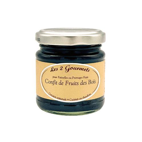 Confit de Fruits des Bois 100g