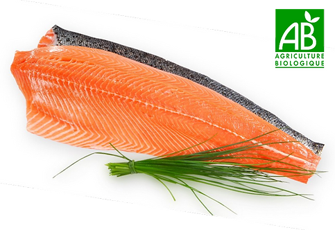 Organic Salmon Fillet (Approx. 1.6kg)