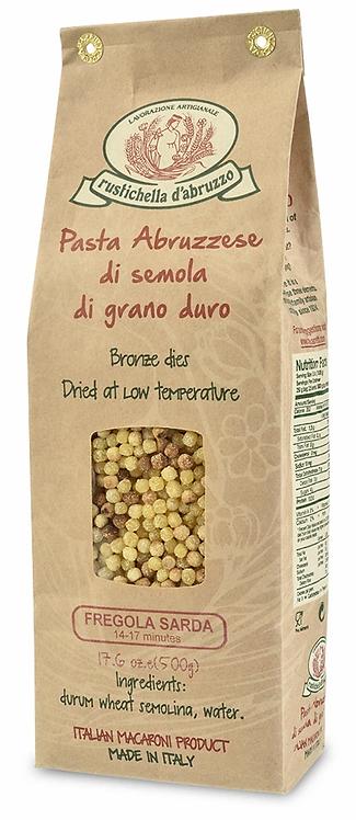 Rustichella - Traditional Fregola Tostata Pasta 500g