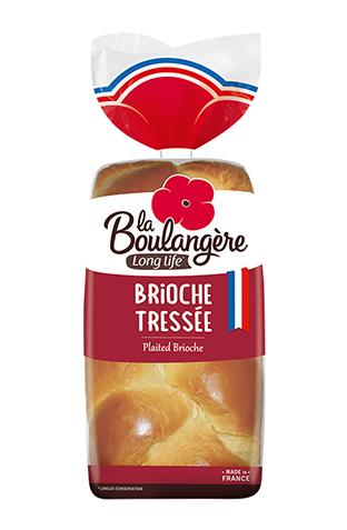 La Boulangère - Plaited Brioche 400g