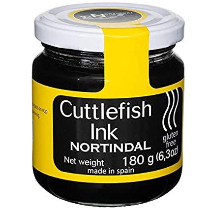 Nortindal - Squid Ink 180g