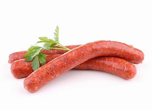 Homemade Traditional Merguez Sausage (Approx. 500g)