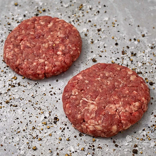 Organic Burger Patties x 2 pcs (120g / 200g)