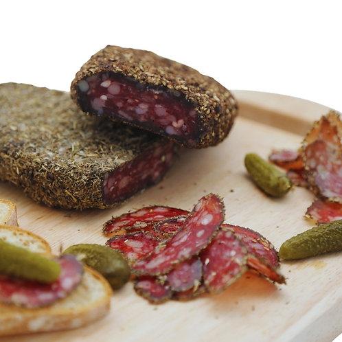 """Homemade Beef Saucisson """"Béret Basque"""" (Approx. 250g)"""