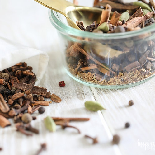 Homemade Mulled Wine Spice Mix (For 1 Liter)
