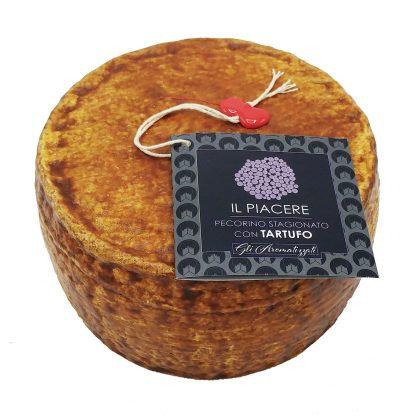 Pecorino Seasoned With Truffle (Approx. 250g)
