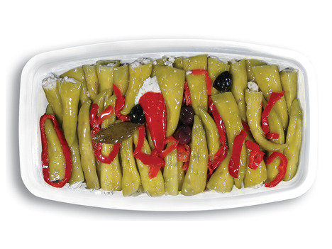 Renna - Green Peppers Stuffed with Cheese 1kg