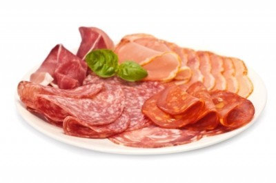 Sliced Cold Cuts Assortment - 5 kinds (Approx. 330g)