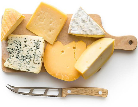 Mixed Cheese Assortment