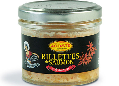 JC David - Salmon Rillettes 90g