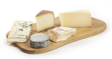 Italian Cheese Assortment - 6 to 8 kinds (Approx. 1.5kg)