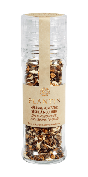Plantin - Dried Mixed Forest Mushrooms Mill 19g
