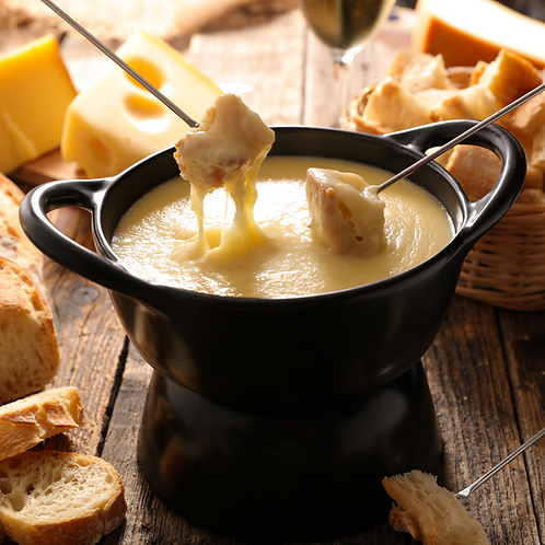 "Swiss Fondue ""0% Alcohol"" 400g"