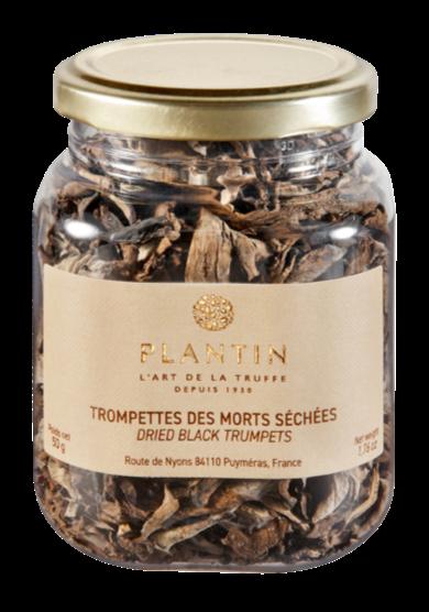 Plantin - Dried Black Trumpet Mushrooms 50g