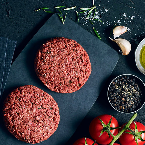 Plant Based Alternative Burgers 220g