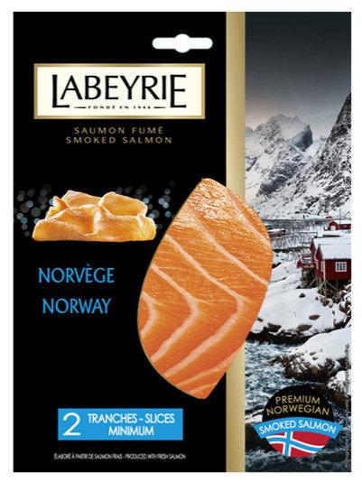 Labeyrie - Smoked Salmon Norway 75g