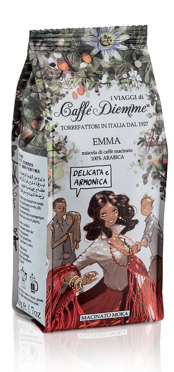 Caffé Diemme - Emma Ground Coffee 200g