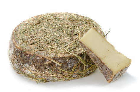Tomme With Hay (Approx. 200g)