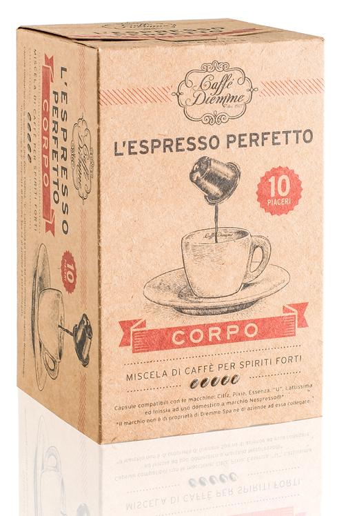Caffé Diemme - Corpo Coffee Capsules x 50 caps