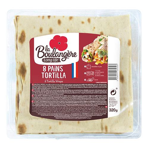 La Boulangère - Tortilla Wraps 320g