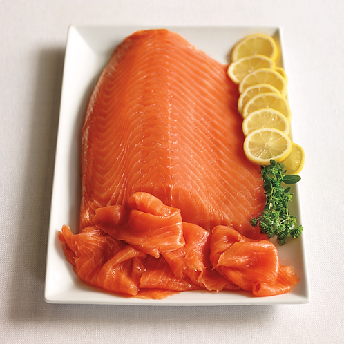 New Nordic - Traditional Smoked Salmon Fillet (800/1200g)