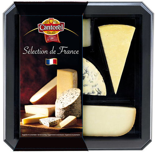 Cantorel - French Cheese Selection 300g (5 kinds)