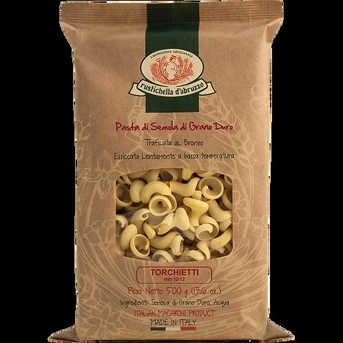 Rustichella - Torchietti Artisanal Pasta 500g