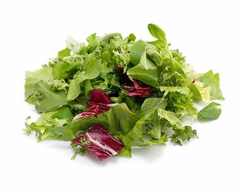 Organic Baby Leaf Salad Mix 100g