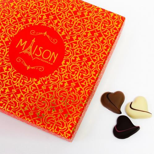 Vendôme - Mixed Chocolate Box 16pcs