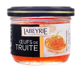 Labeyrie - Trout Eggs 80g