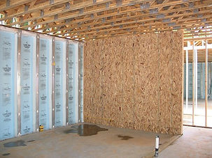 Shear Wall - Interior View