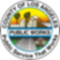 County of LA Public Works Logo