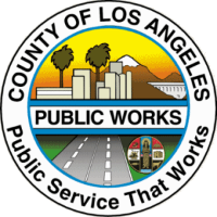 County of LA Public Works Logo