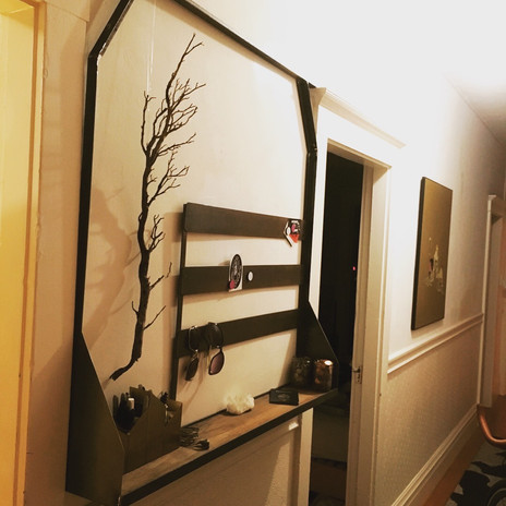 Front Entry Organizer