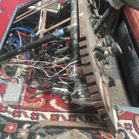 Magic Carpet Wiring
