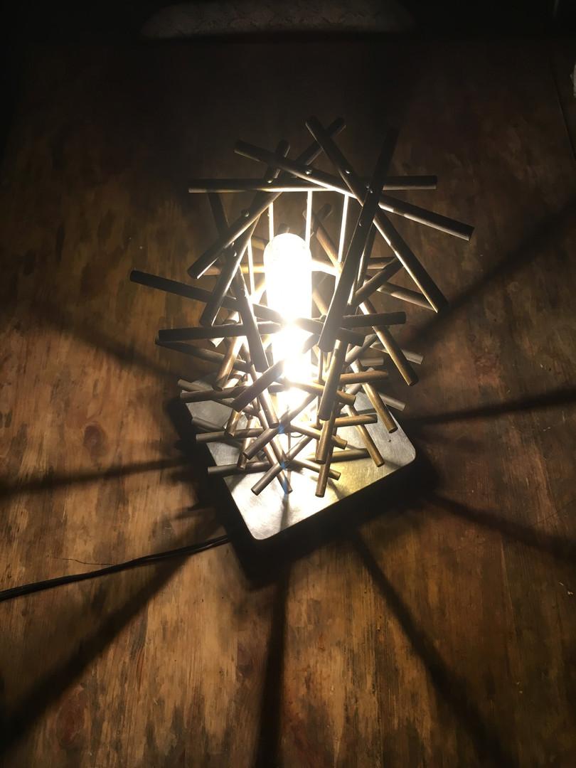 Vortex Lamp