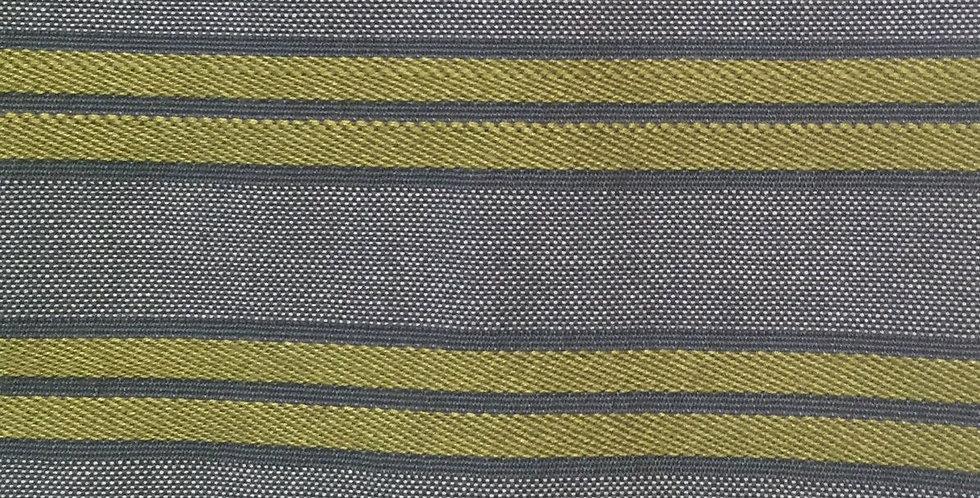 Railroaded Stripe - Denim Blue