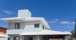 telhado colonial branco em bh