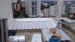telhado termoacústico em bh