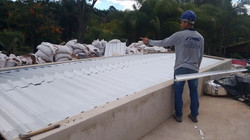 telhado termoacústico bh