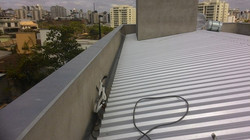 telhado termo acústico em bh