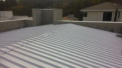 construtor de telhado termo acústico em bh