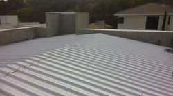 telhado embutido termoacústico em bh