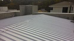 telhado termoacústico contruido em belo horizonte