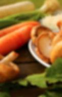 Detoxikační polévka z houbiček shitake -