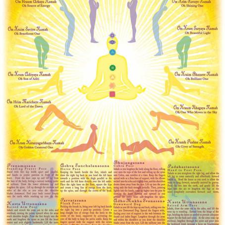 Por qué practicar el Saludo al Sol a diario